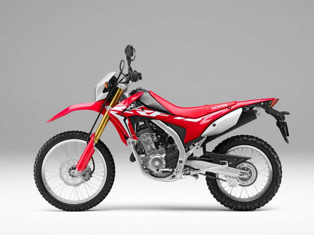 2018 Honda Crf250l Review Total Motorcycle