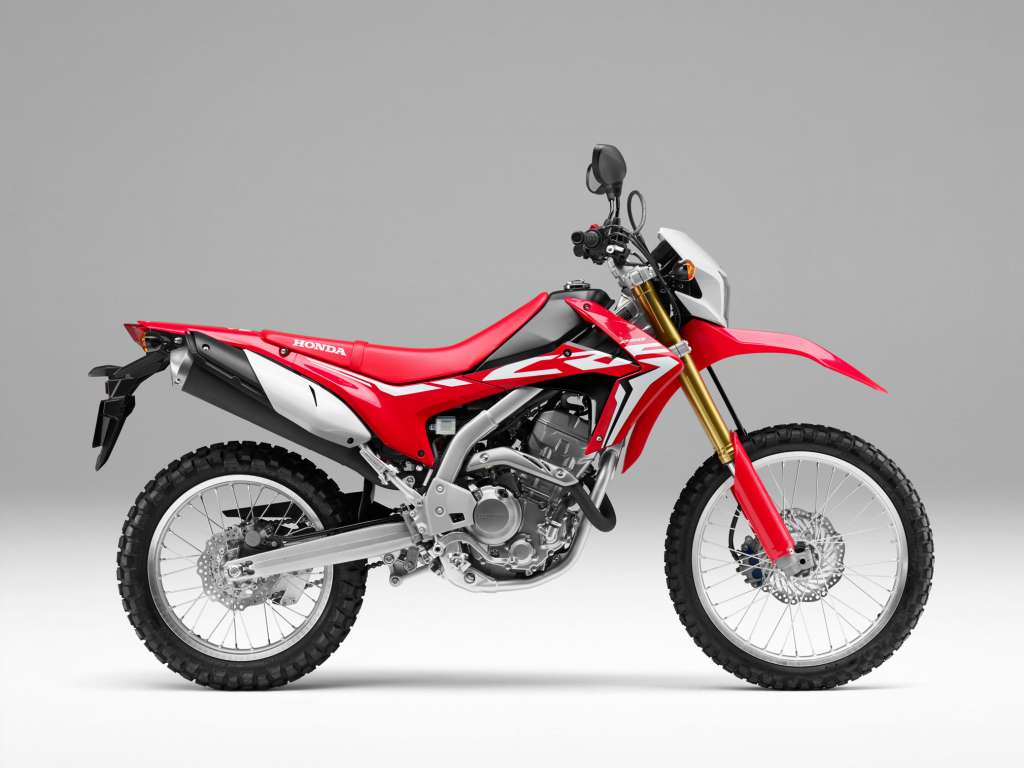 New Honda Motorcycles 2018 >> 2018 Honda CRF250L Review | TotalMotorcycle