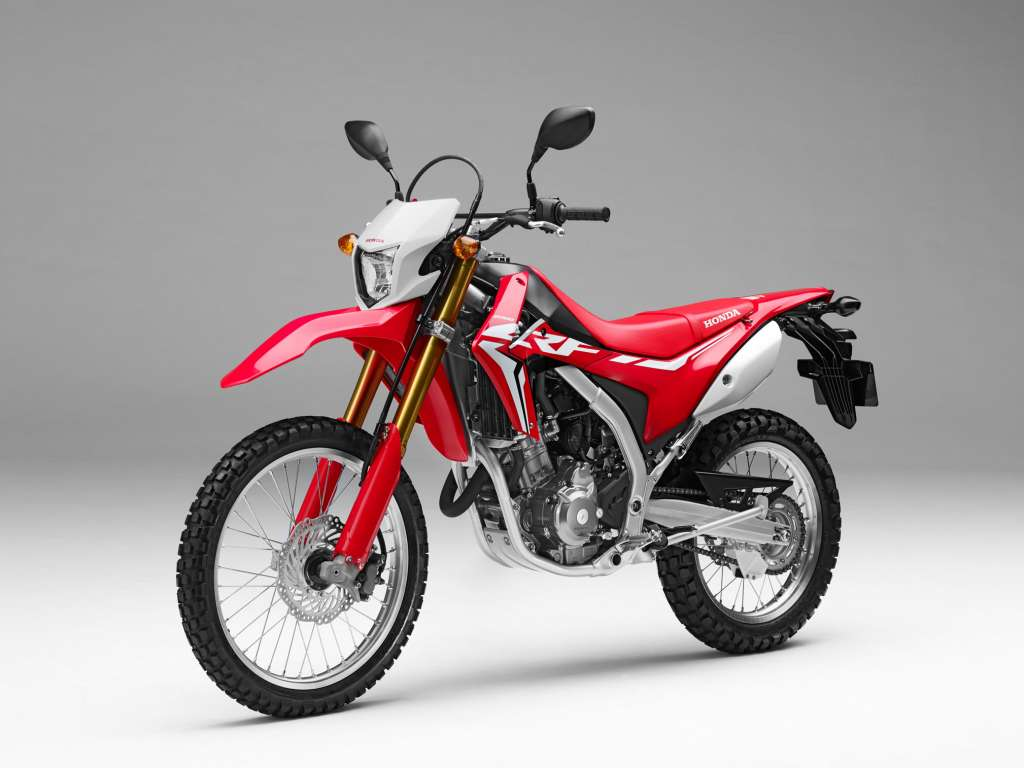 2018 honda crf250l review totalmotorcycle. Black Bedroom Furniture Sets. Home Design Ideas