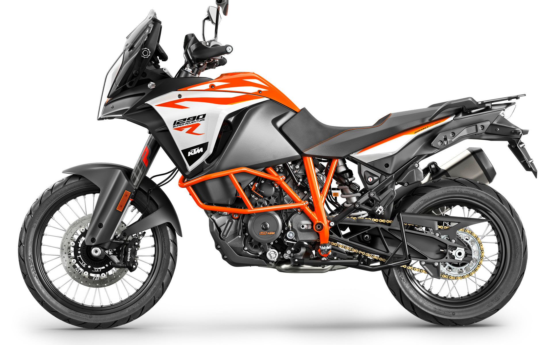 Total Motorcycle  Ktm Super Duke Gt