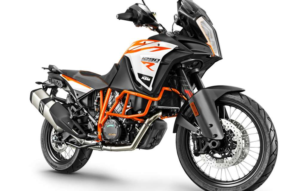 2018 KTM 1290 Super Adventure R Review • Total Motorcycle