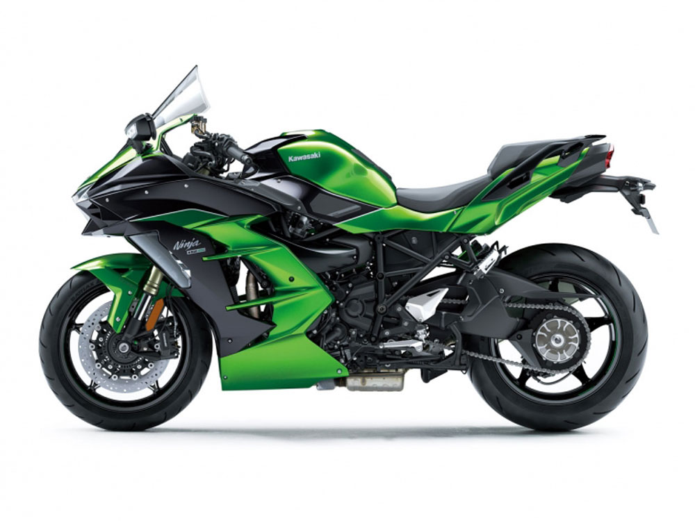 2018 Kawasaki Ninja H2 Sx Se Review Total Motorcycle
