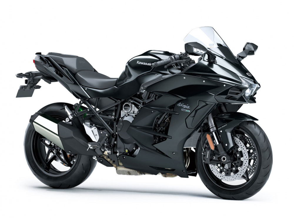 2018 kawasaki ninja h2 sx review totalmotorcycle. Black Bedroom Furniture Sets. Home Design Ideas