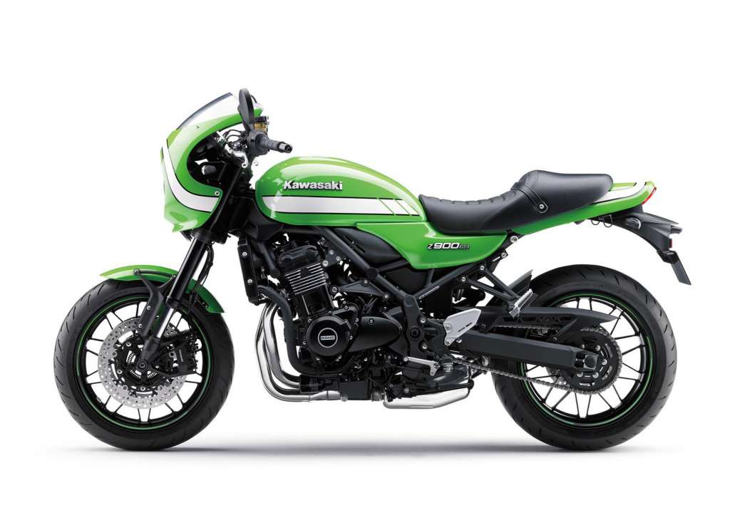 2018 kawasaki z900rs cafe review total motorcycle. Black Bedroom Furniture Sets. Home Design Ideas