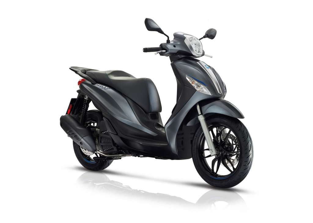 2018 piaggio medley 125s review totalmotorcycle. Black Bedroom Furniture Sets. Home Design Ideas