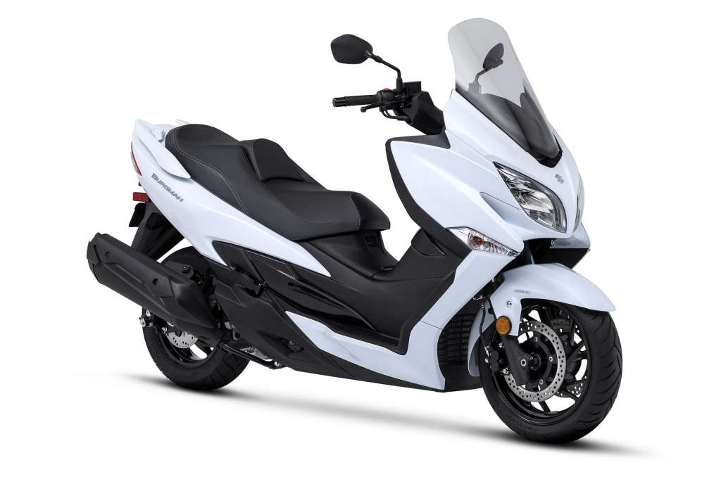 2018 Suzuki Burgman 400 ABS Review O TotalMotorcycle