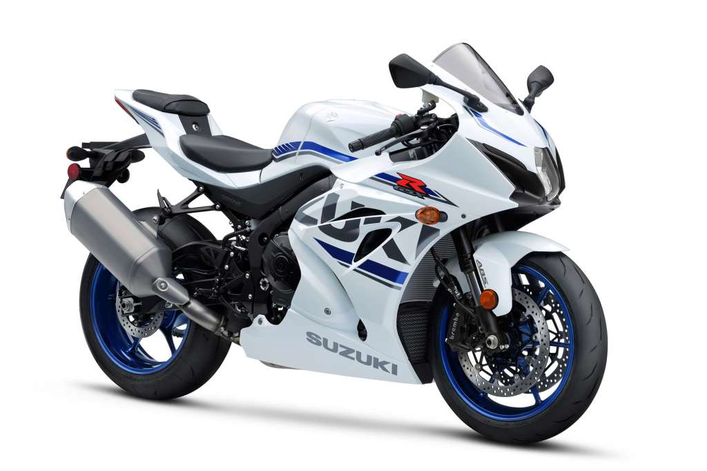 2018 Suzuki GSX-R750 Review • Total Motorcycle