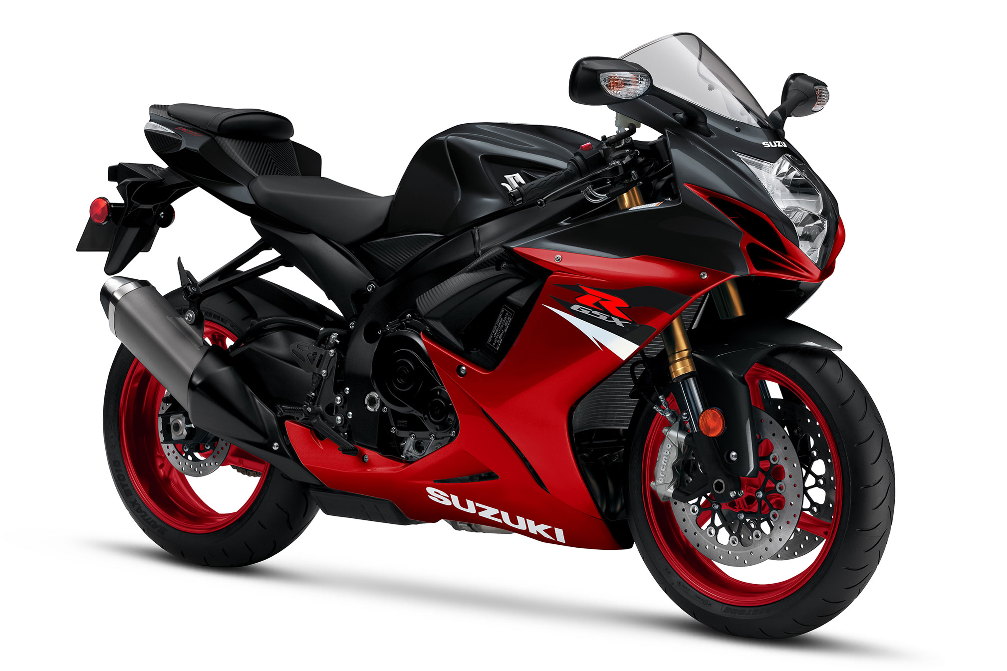 Suzuki Gsxr 750 >> 2018 Suzuki Gsx R750 Review Total Motorcycle