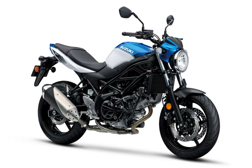 2018 Suzuki Sv650 Review Totalmotorcycle