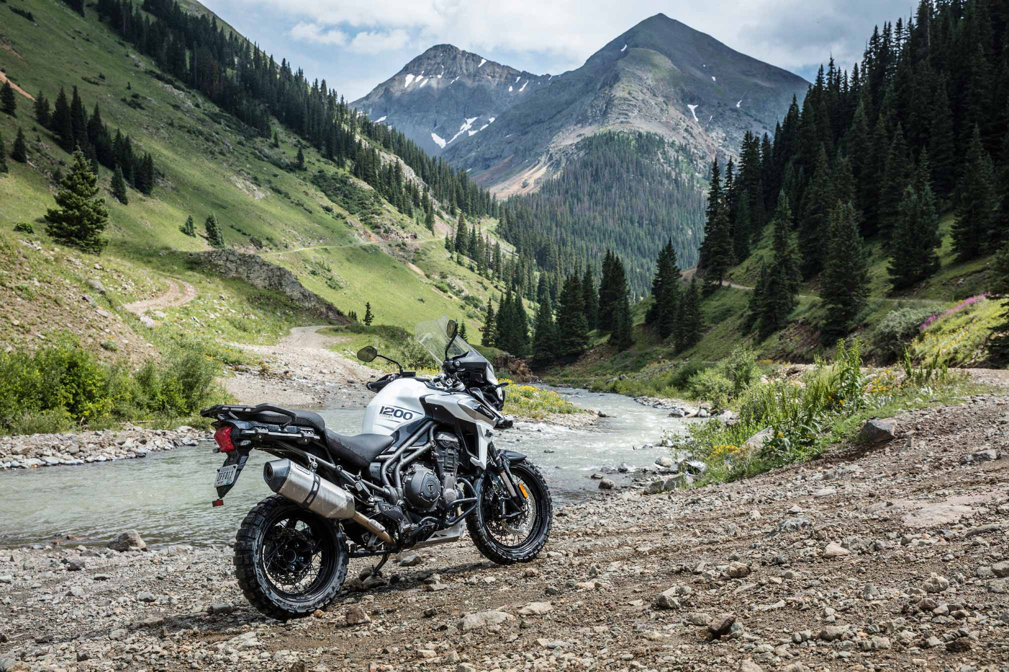 2018 triumph tiger 1200xcx review totalmotorcycle. Black Bedroom Furniture Sets. Home Design Ideas