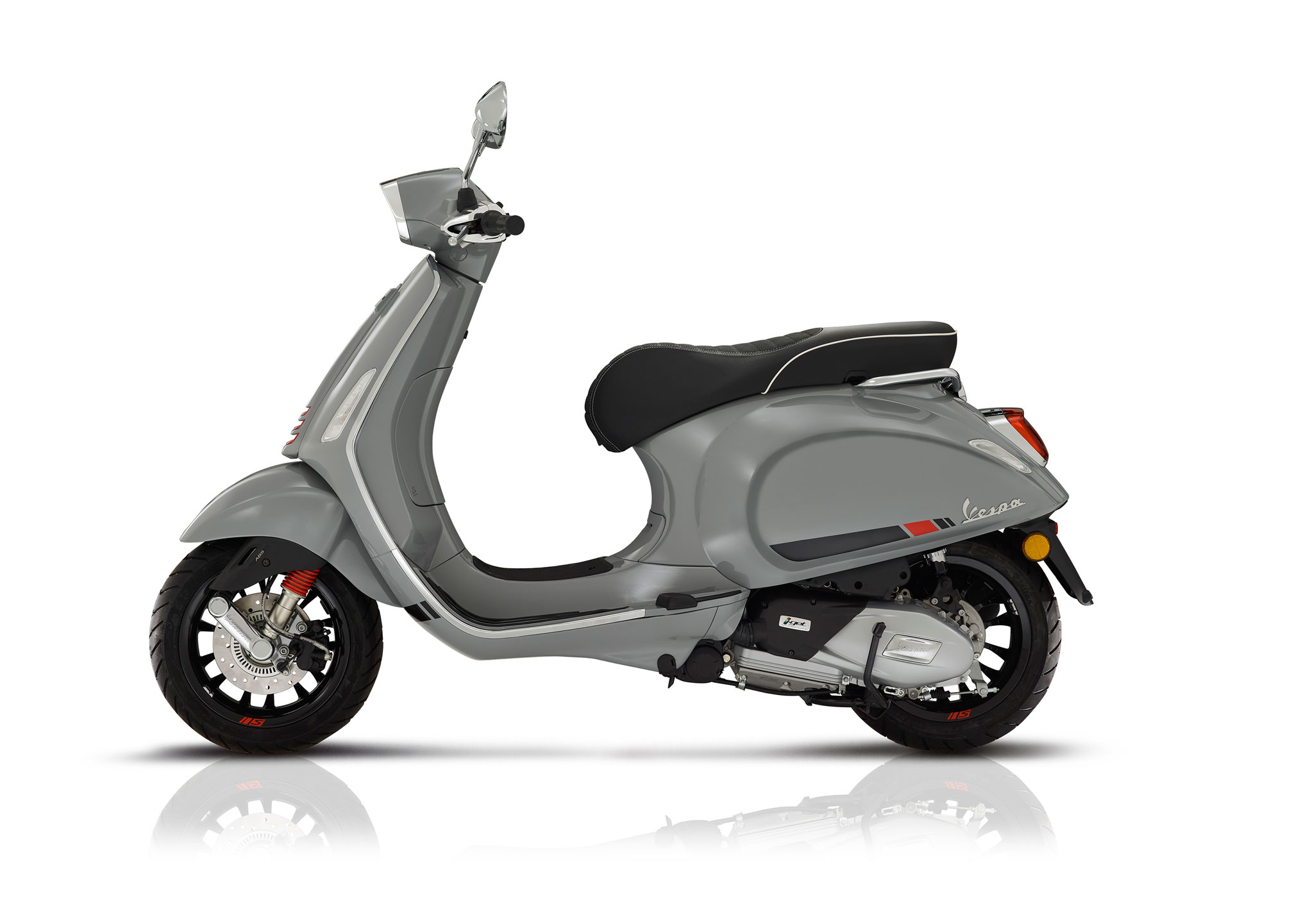 2018 vespa sprint 125s review totalmotorcycle. Black Bedroom Furniture Sets. Home Design Ideas