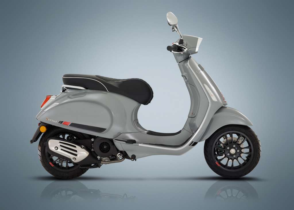 Vespa New Version