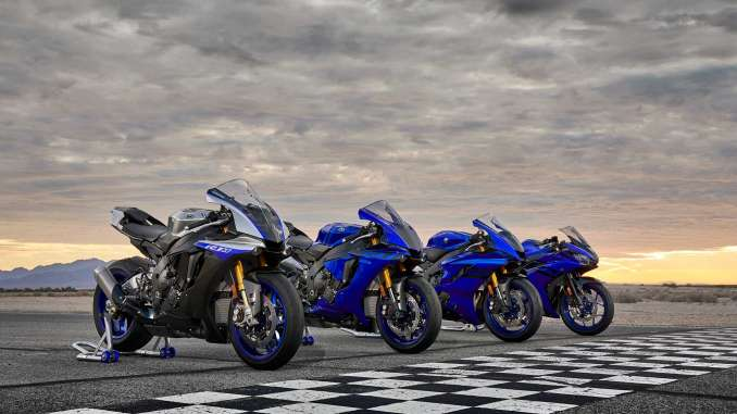 2018 Yamaha Motorcycle Guide • Total Motorcycle
