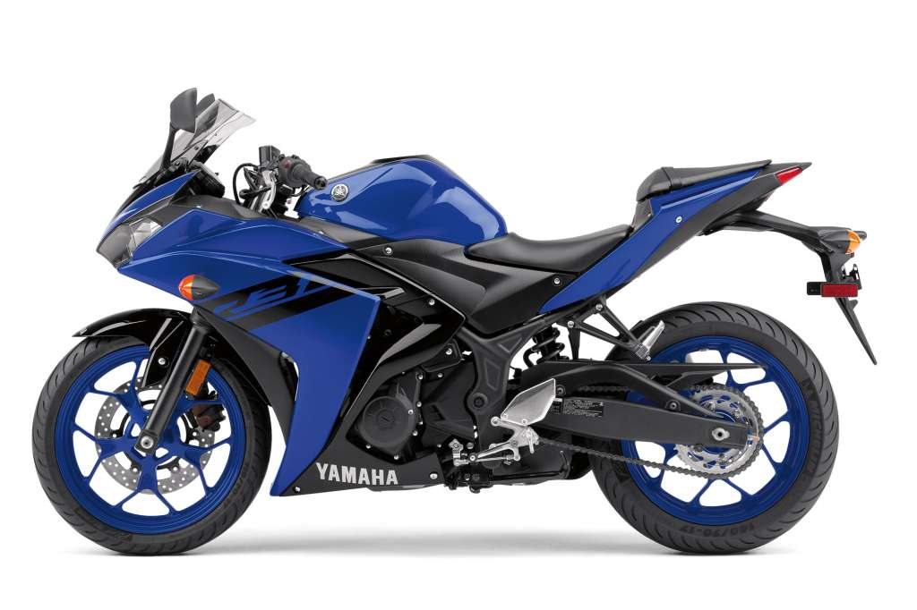2018 Yamaha Yzf R3 Review Total Motorcycle