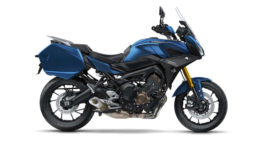 2019 yamaha tracer 900gt review total motorcycle. Black Bedroom Furniture Sets. Home Design Ideas