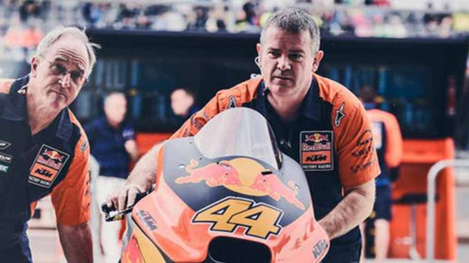 Leonce: Life and Times as a KTM MotoGP mechanic