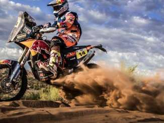 See the toughest ever 2018 Dakar route