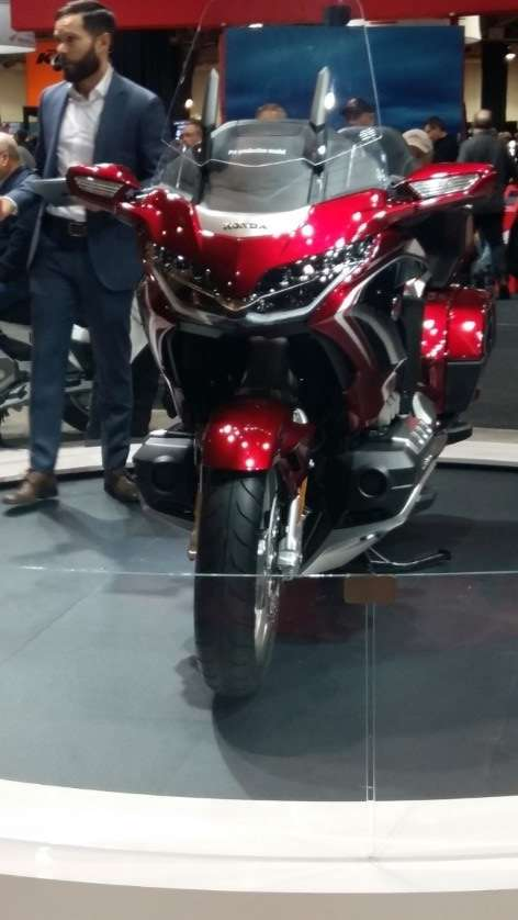 Calgary Motorcycle Show 2018 Review