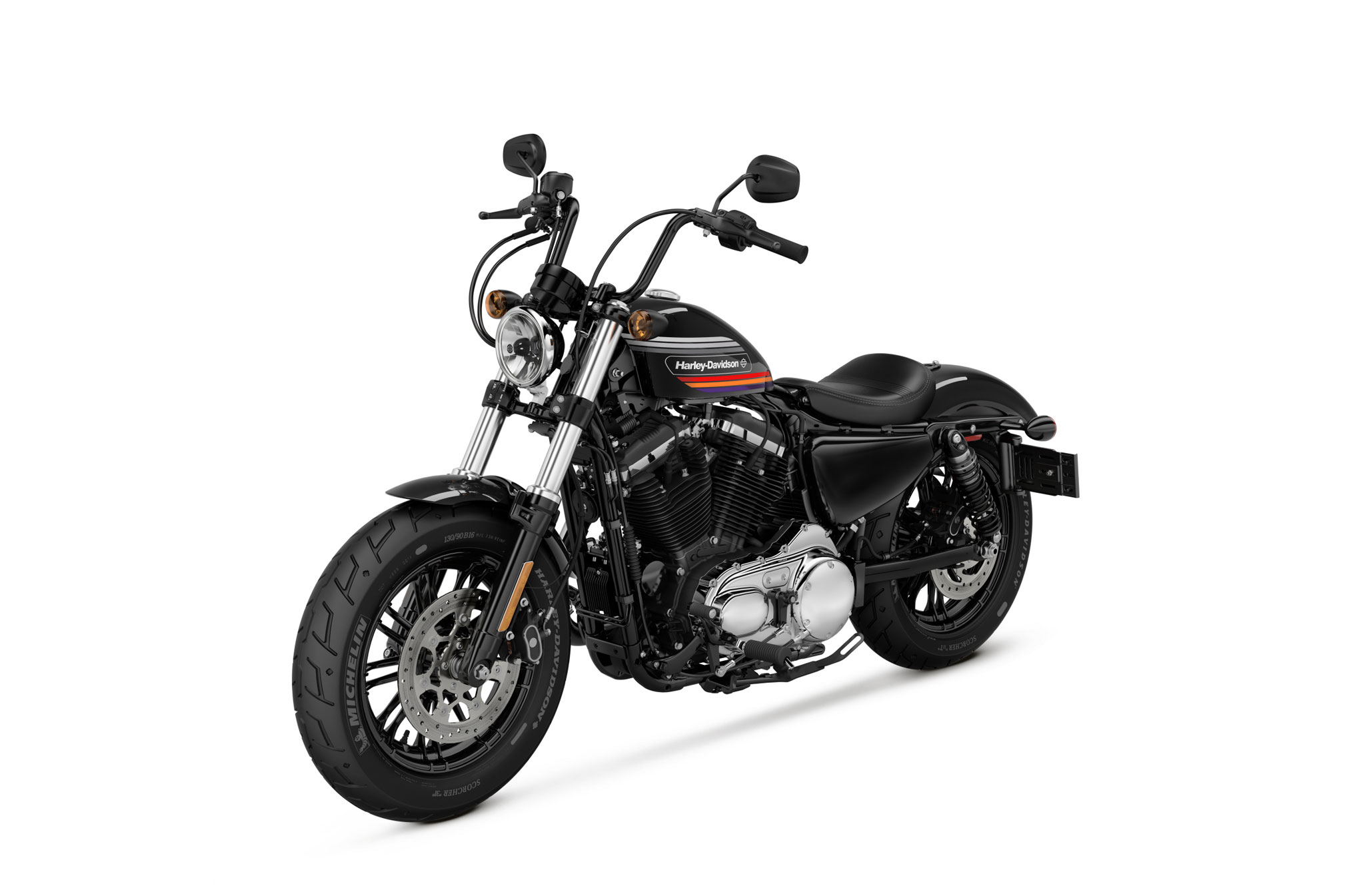 Harley Davidson: 2018 Harley-Davidson Forty-Eight Special Review • Total
