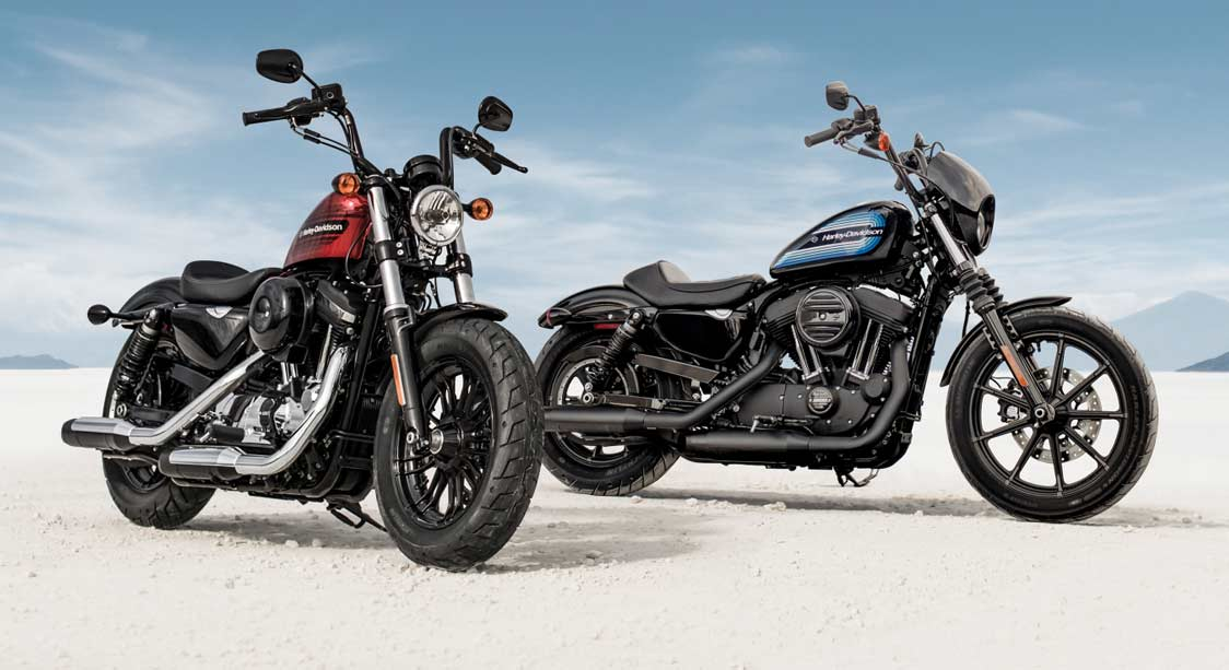 2018-Harley-Davidson-Iron-1200—2018-Harley-Davidson-Forty-Eight-Special