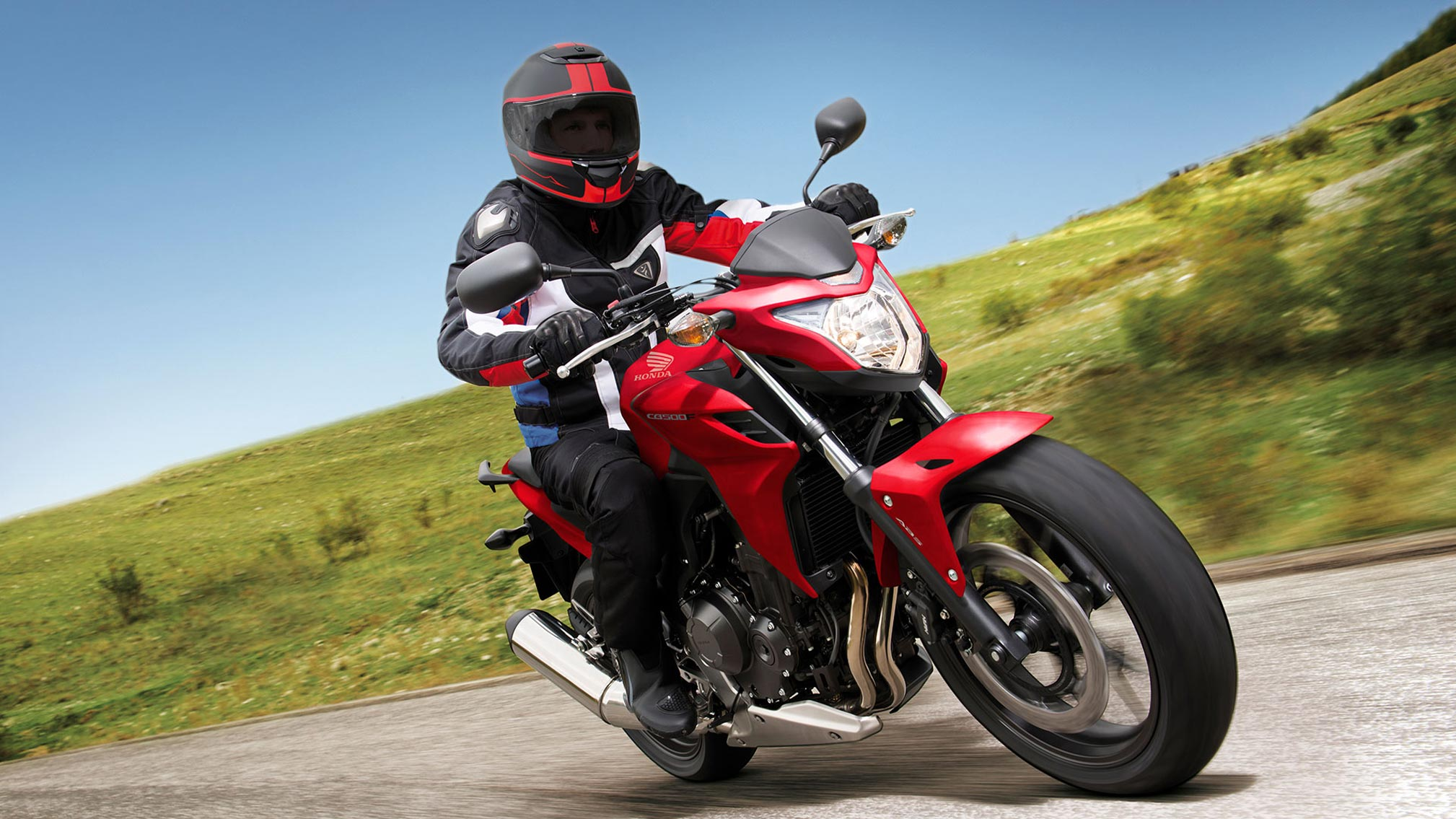 2018 honda cb500f abs review totalmotorcycle for Honda classic 2018