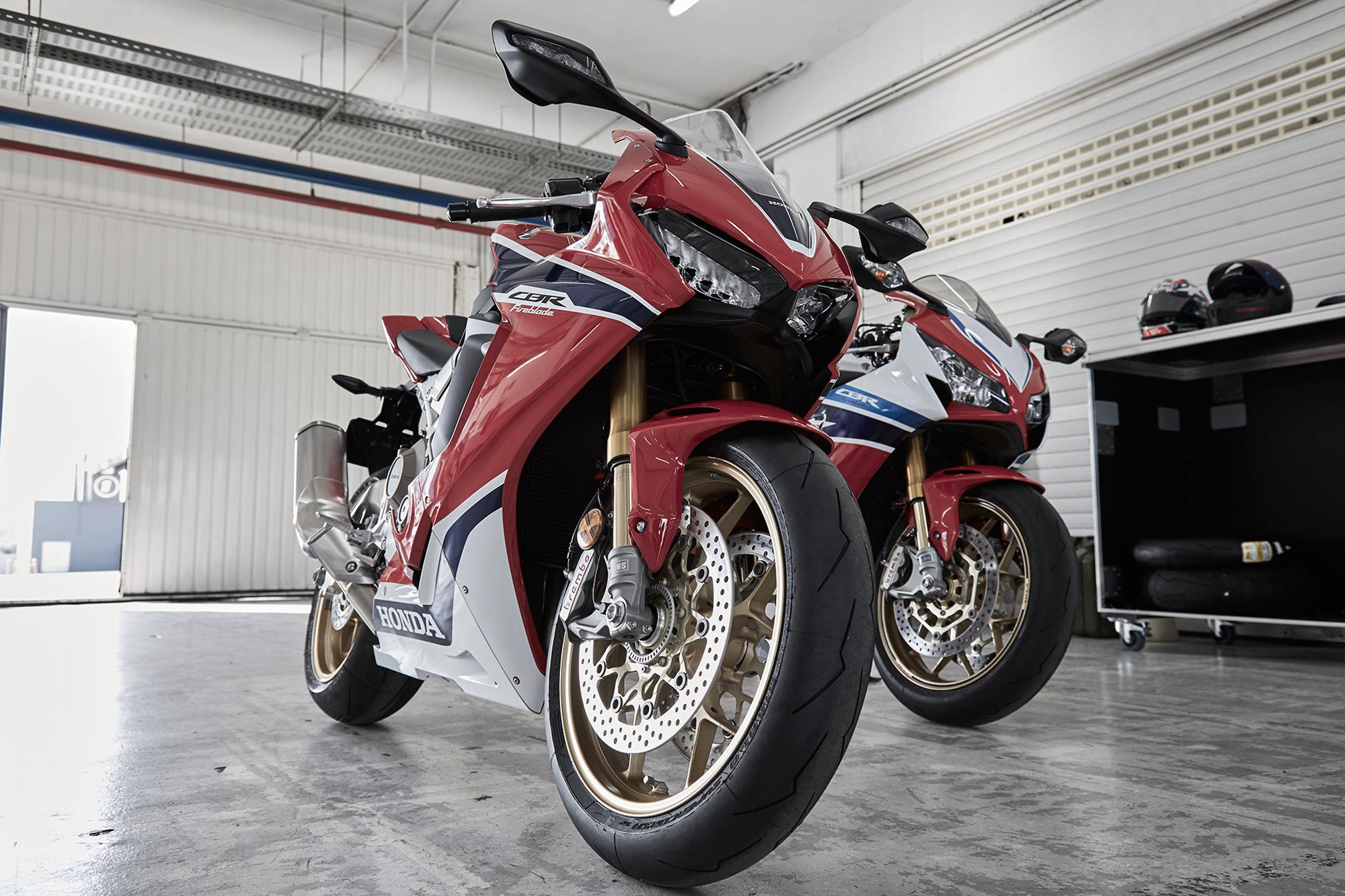 2018 Honda CBR1000RR SP Review • Total Motorcycle