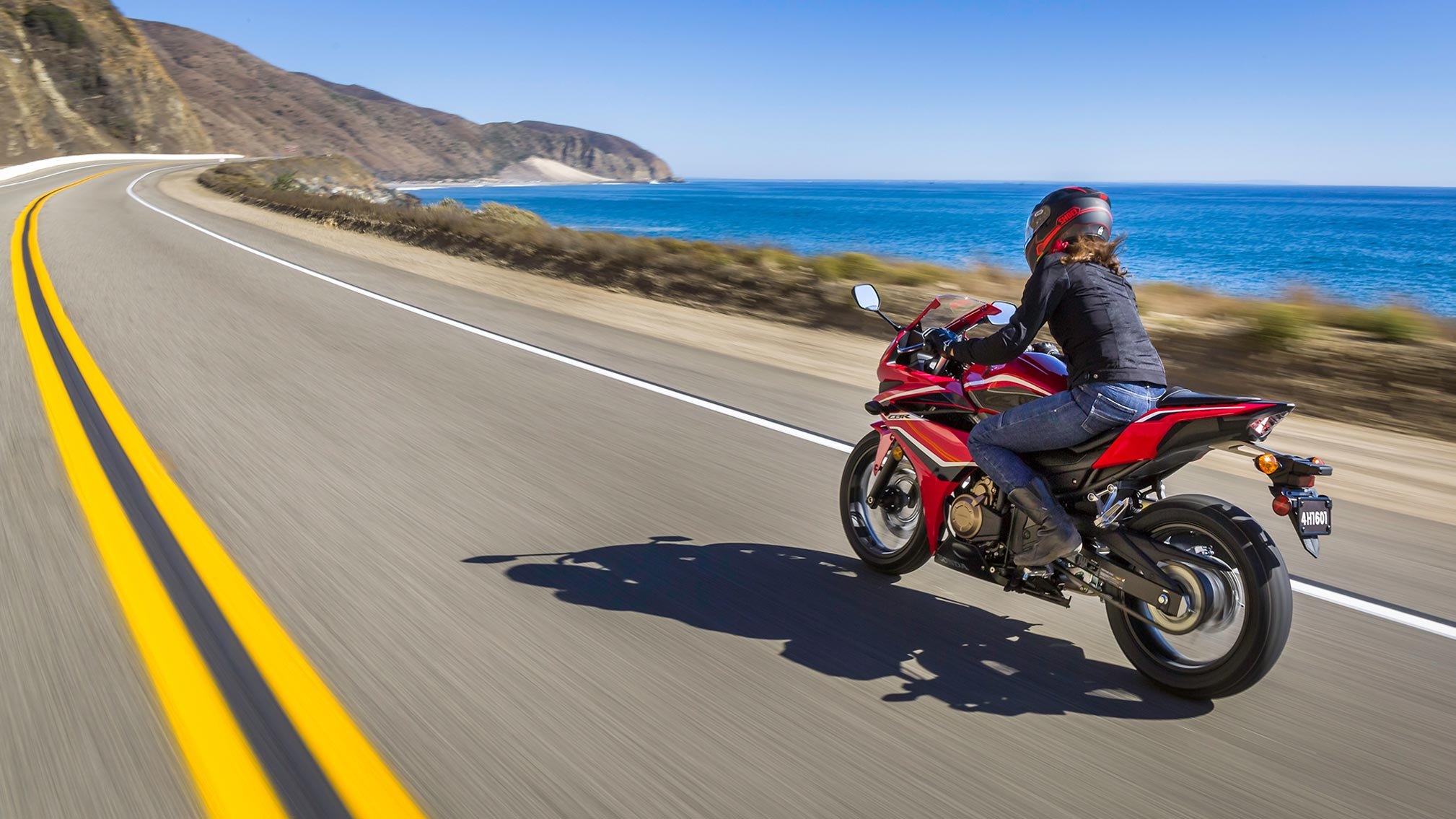 2018 Honda Cbr500r Review Totalmotorcycle