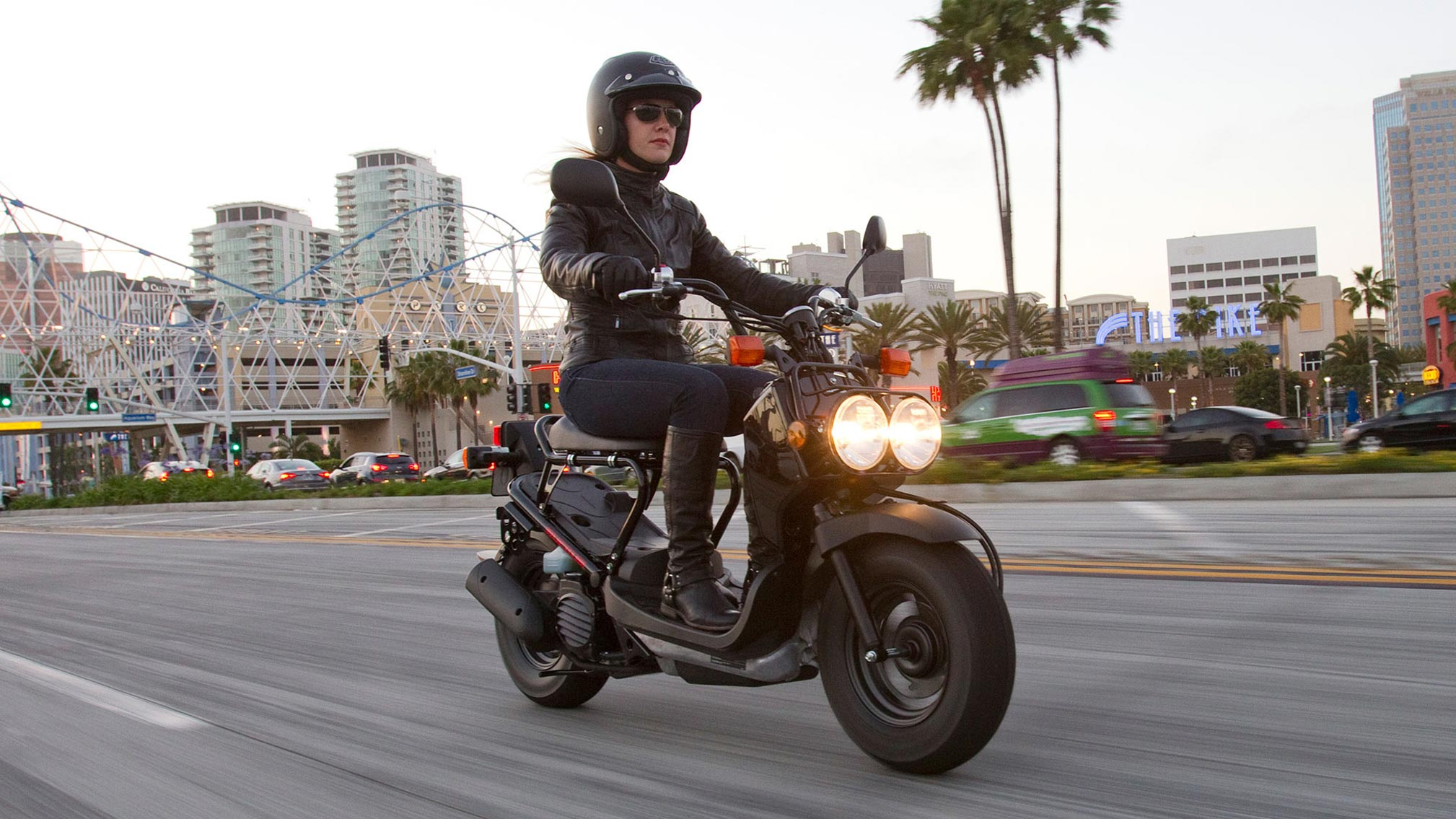 2018 Honda Ruckus Review • Total Motorcycle