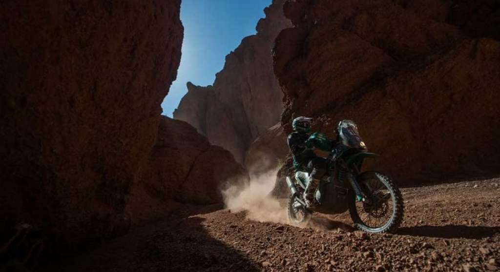 Lyndon Poskitt: Malle Moto And The True Spirit Of The Dakar