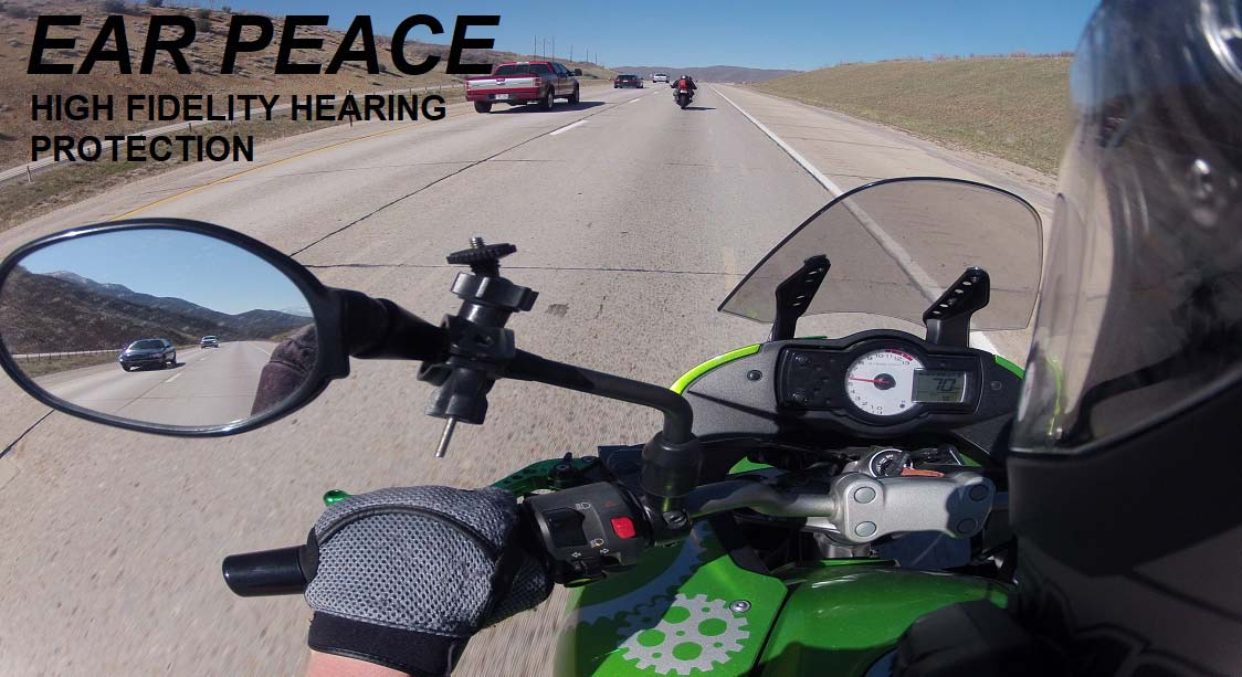 EAR PEACE High Fidelity Hearing Protection