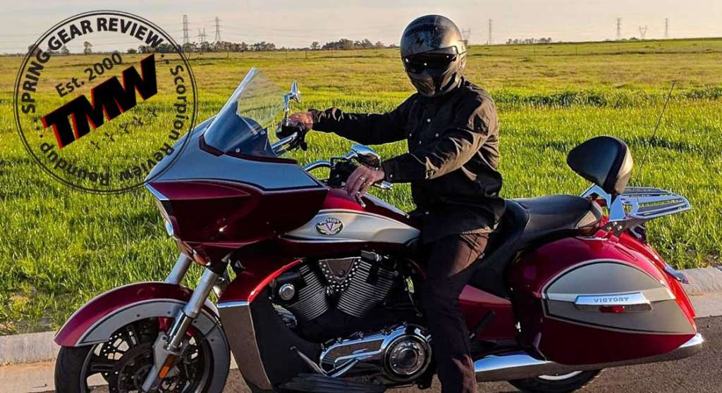 Total Motorcycle Gear Review - Scorpion Review Roundup