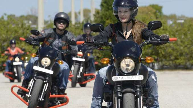 99 Dollar Harley-Davidson Riding Academy Extended to Spouses of U.S. Military