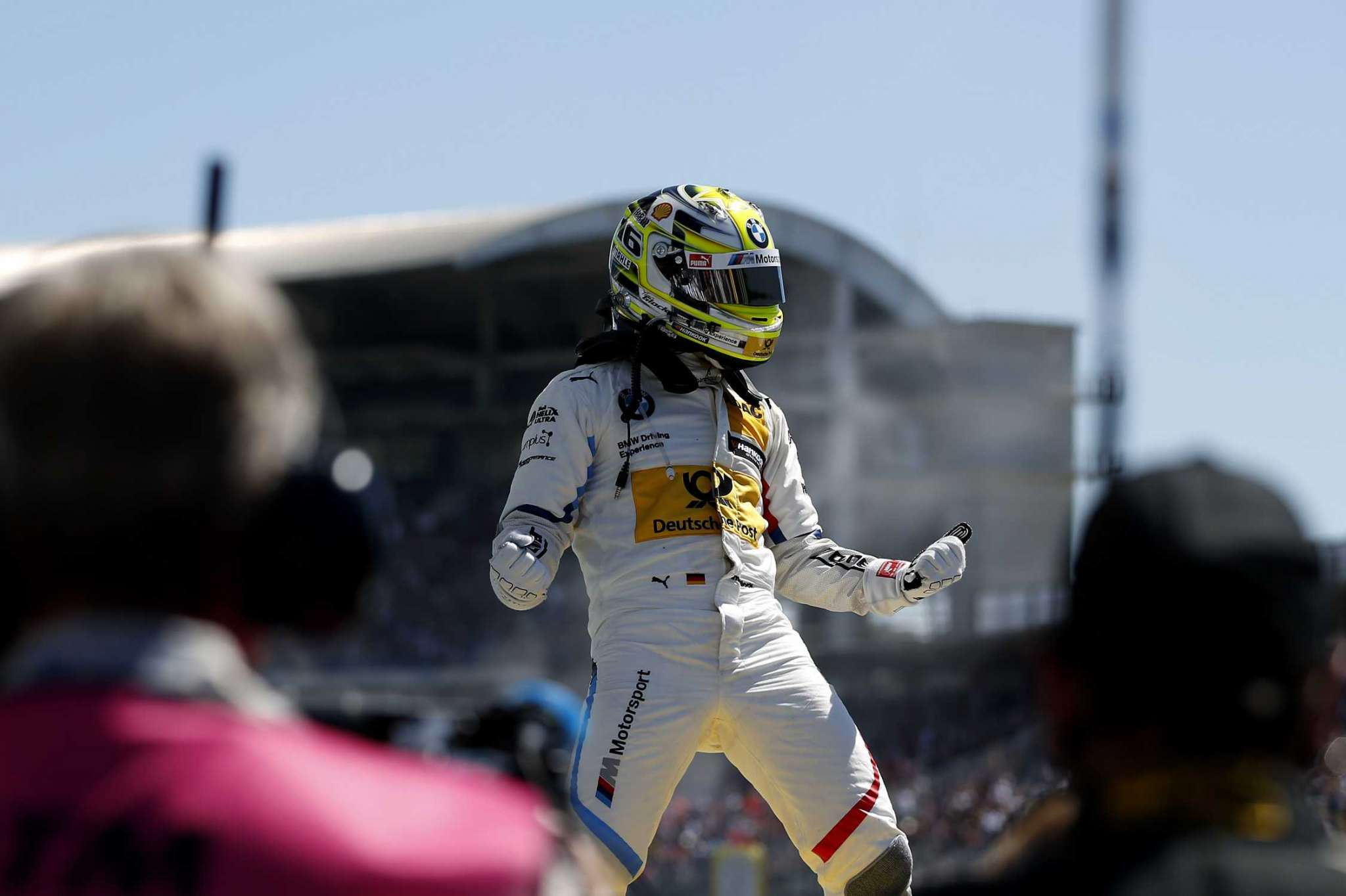 "Timo Glock wins for BMW at Hockenheim – ""It was the coolest race of my life"