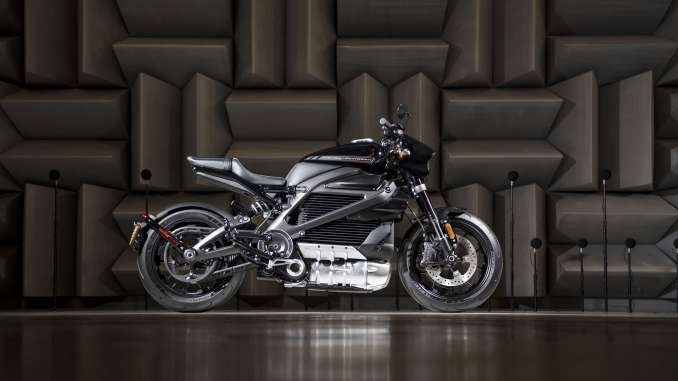 2019 Harley-Davidson LiveWire Electic Preview