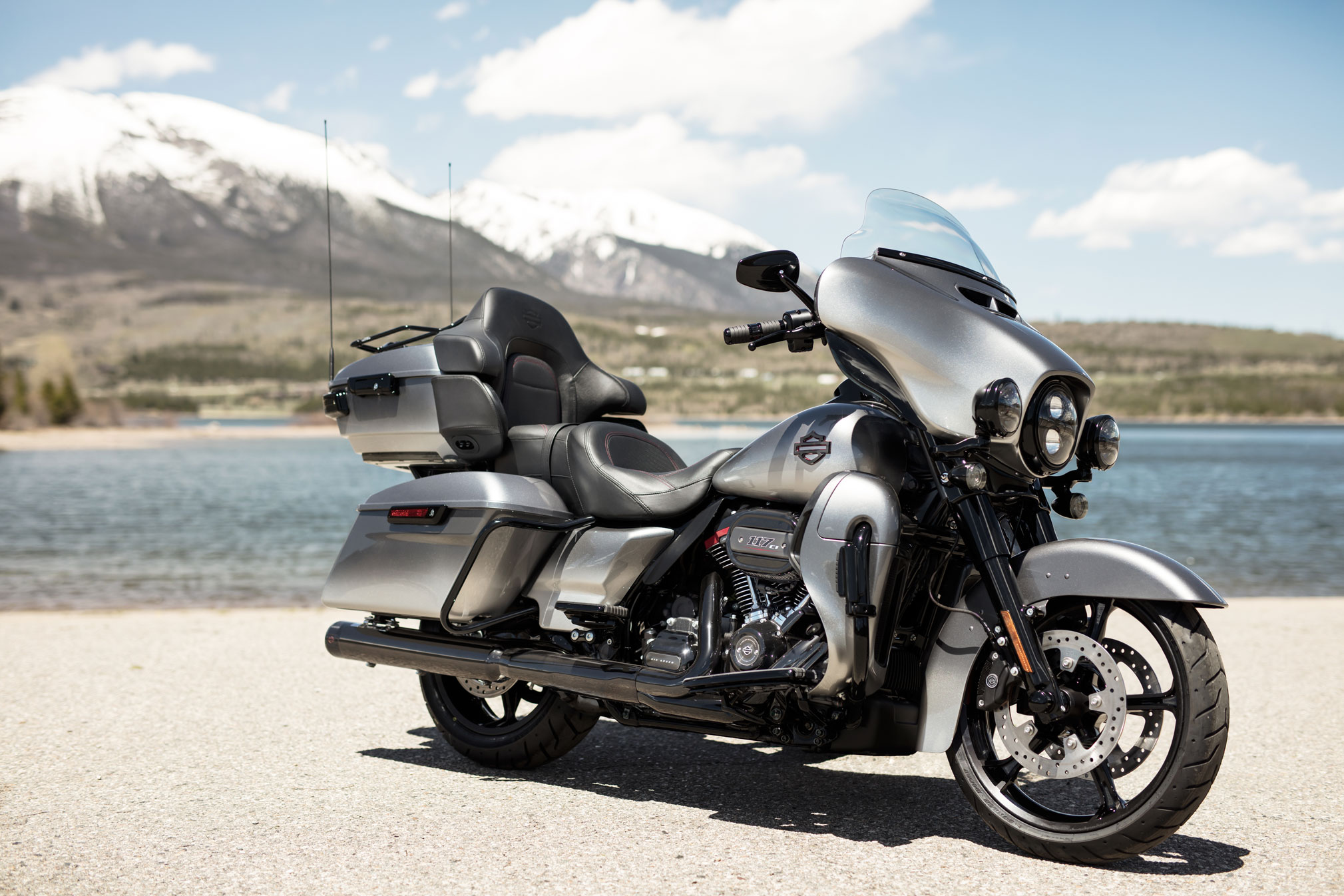 2019 Harely-Davidson Touring Test Ride and Win a Dream Adventure