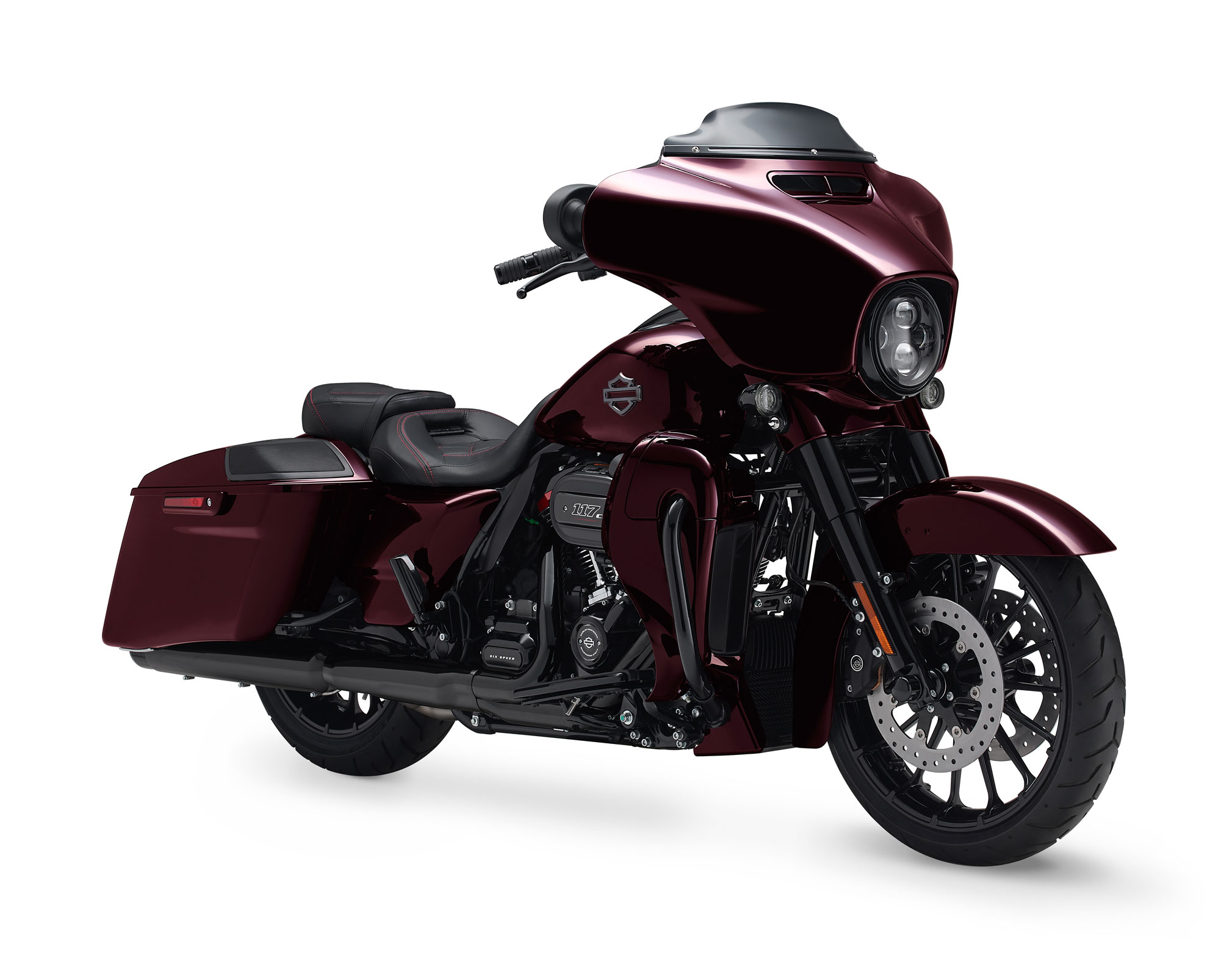 2019 harley davidson cvo street glide guide total motorcycle. Black Bedroom Furniture Sets. Home Design Ideas