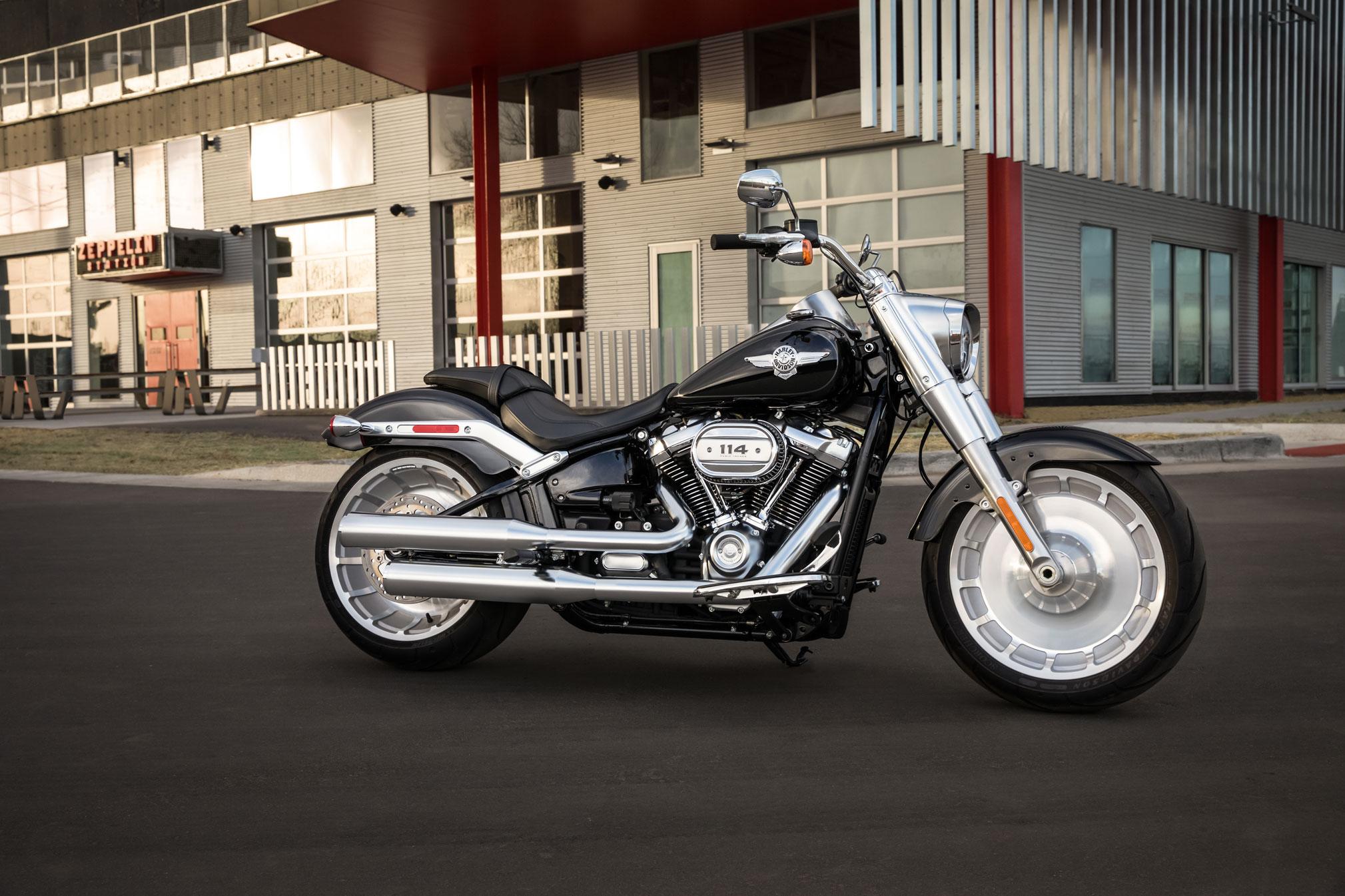 2019 Harley-Davidson Fat Boy 114 Guide • Total Motorcycle