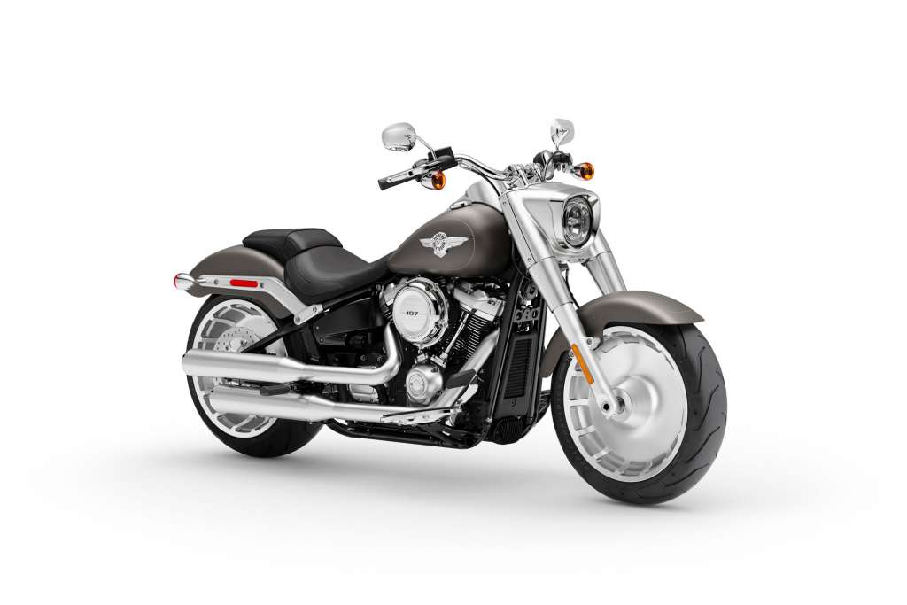 2019 Harley-Davidson Fat Boy