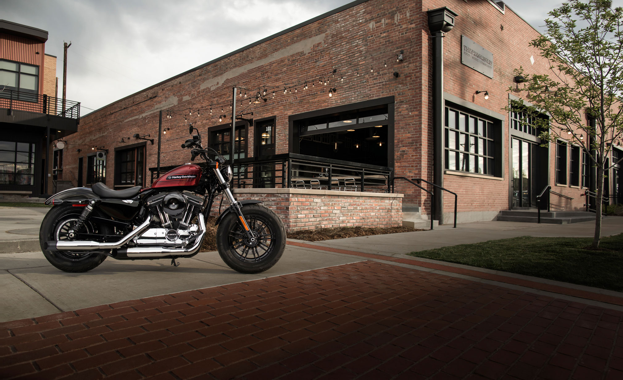 2019 Harley Davidson Forty Eight Special Guide Total