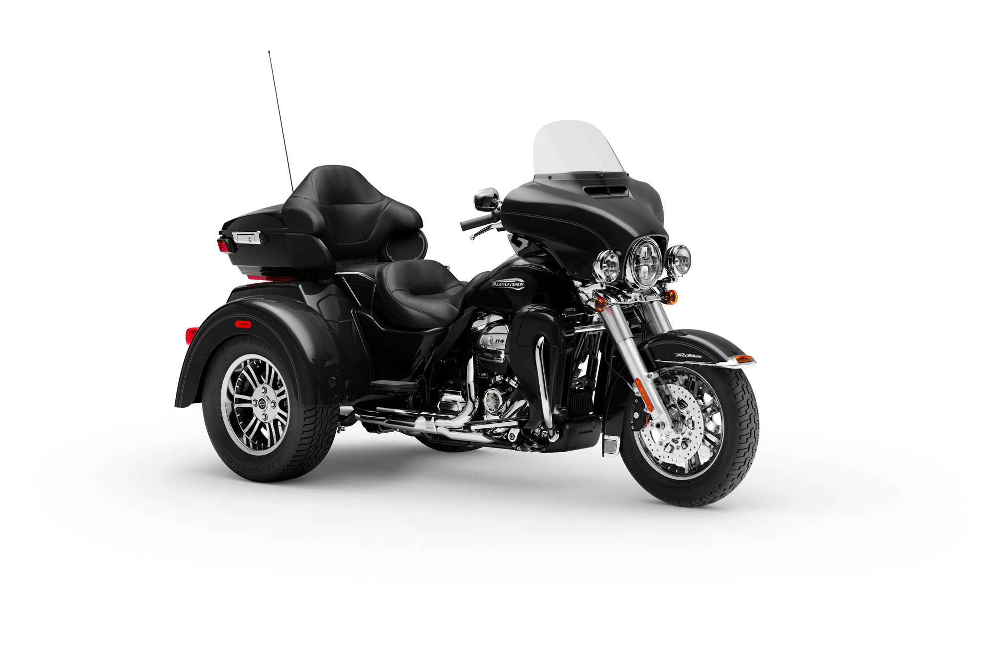 2019 Harley-Davidson Tri Glide Ultra Guide • Total Motorcycle on