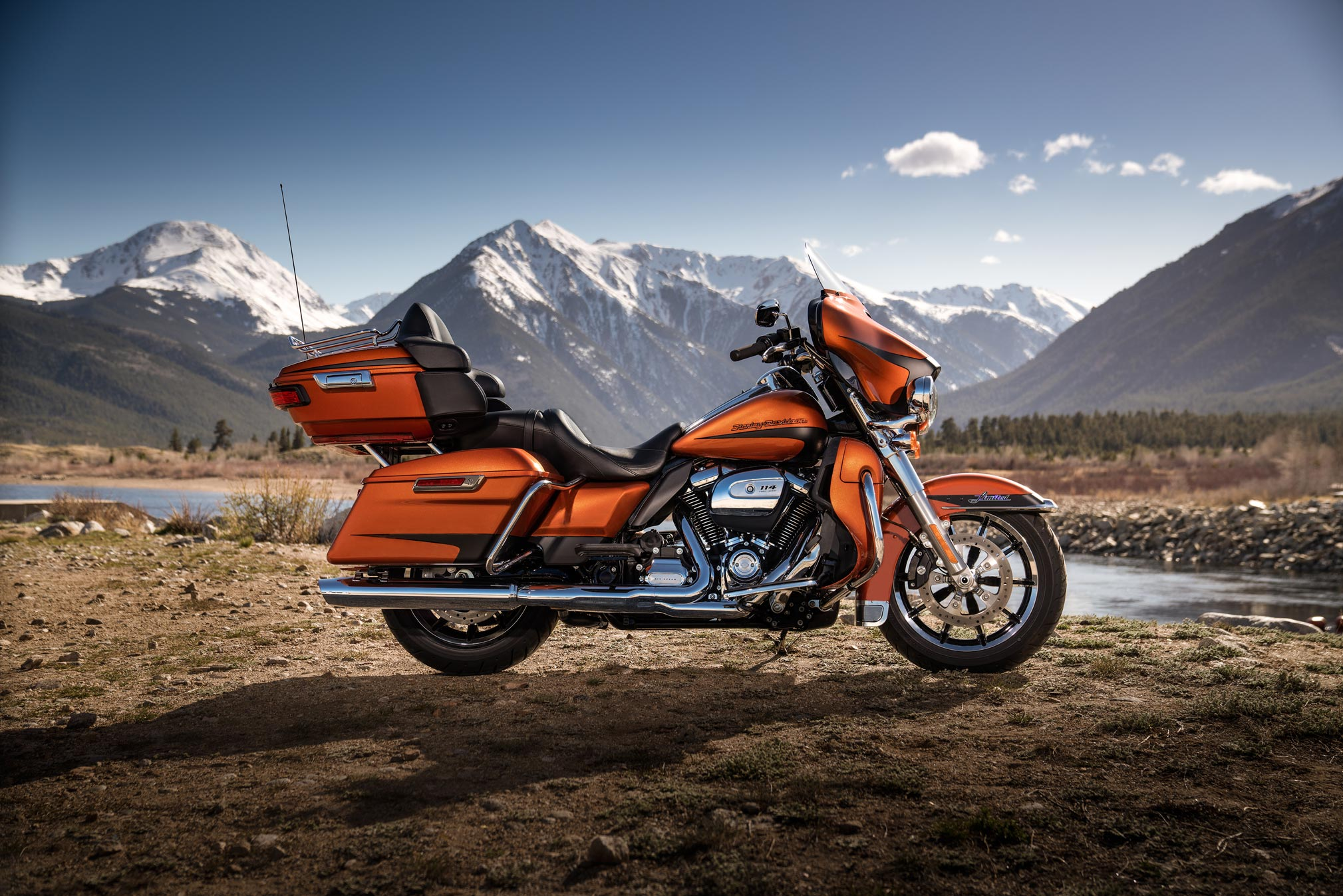 2019 Harley-Davidson Ultra Limited Guide • Total Motorcycle