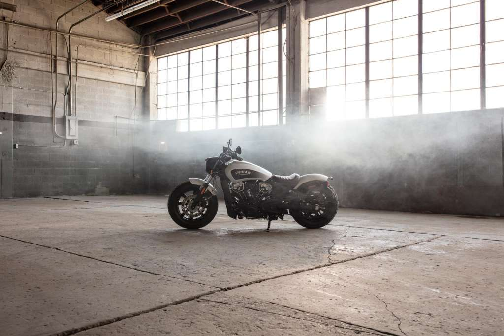 2019 Indian Scout Bobber