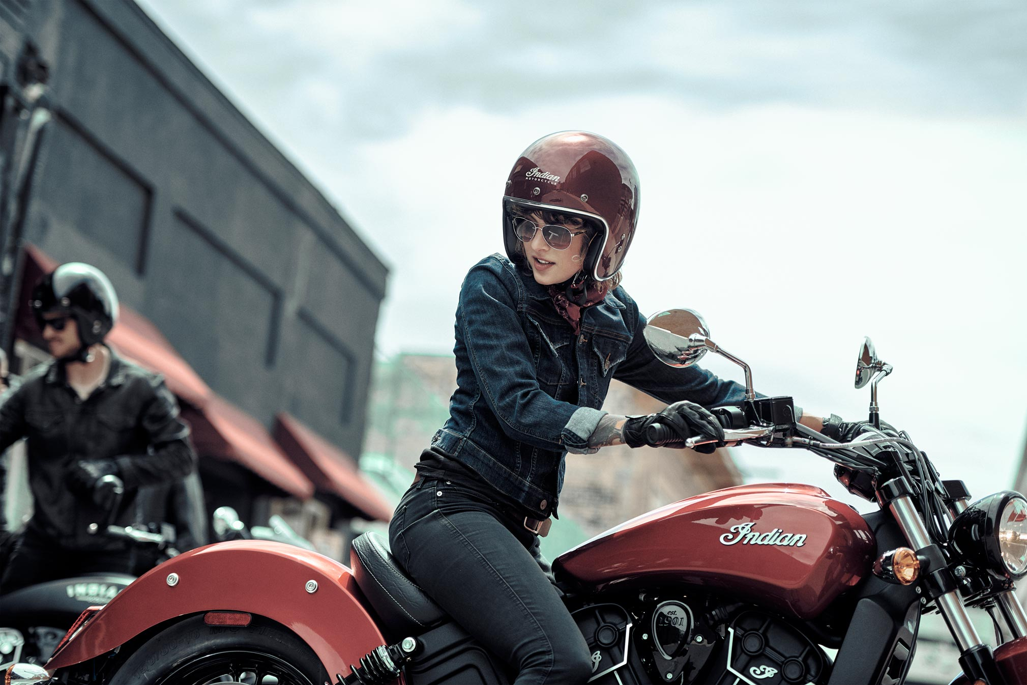 2019 indian scout sixty guide • total motorcycle