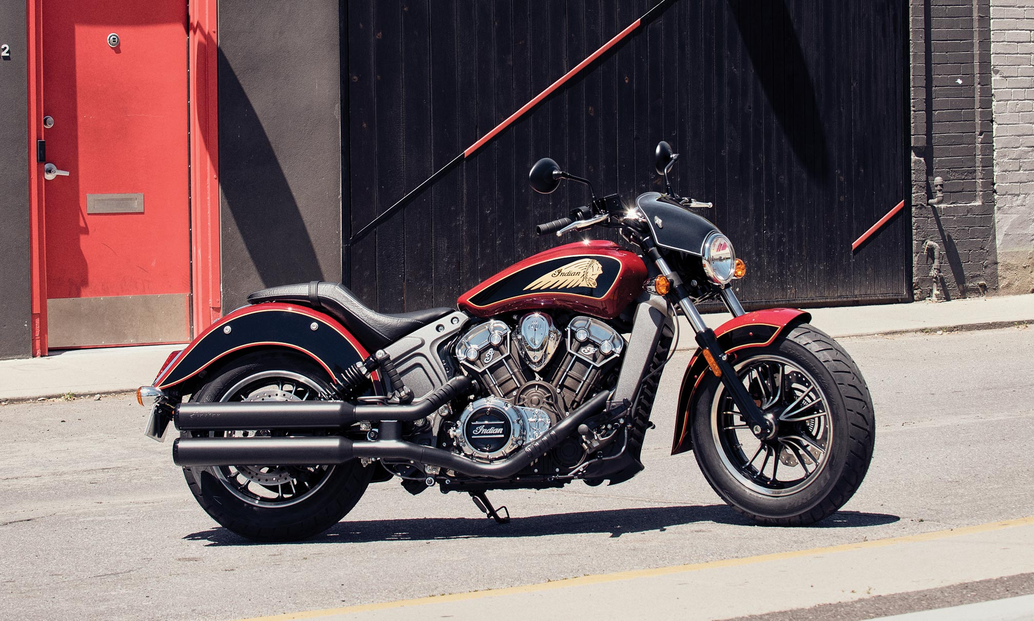 2019 indian scout guide • total motorcycle