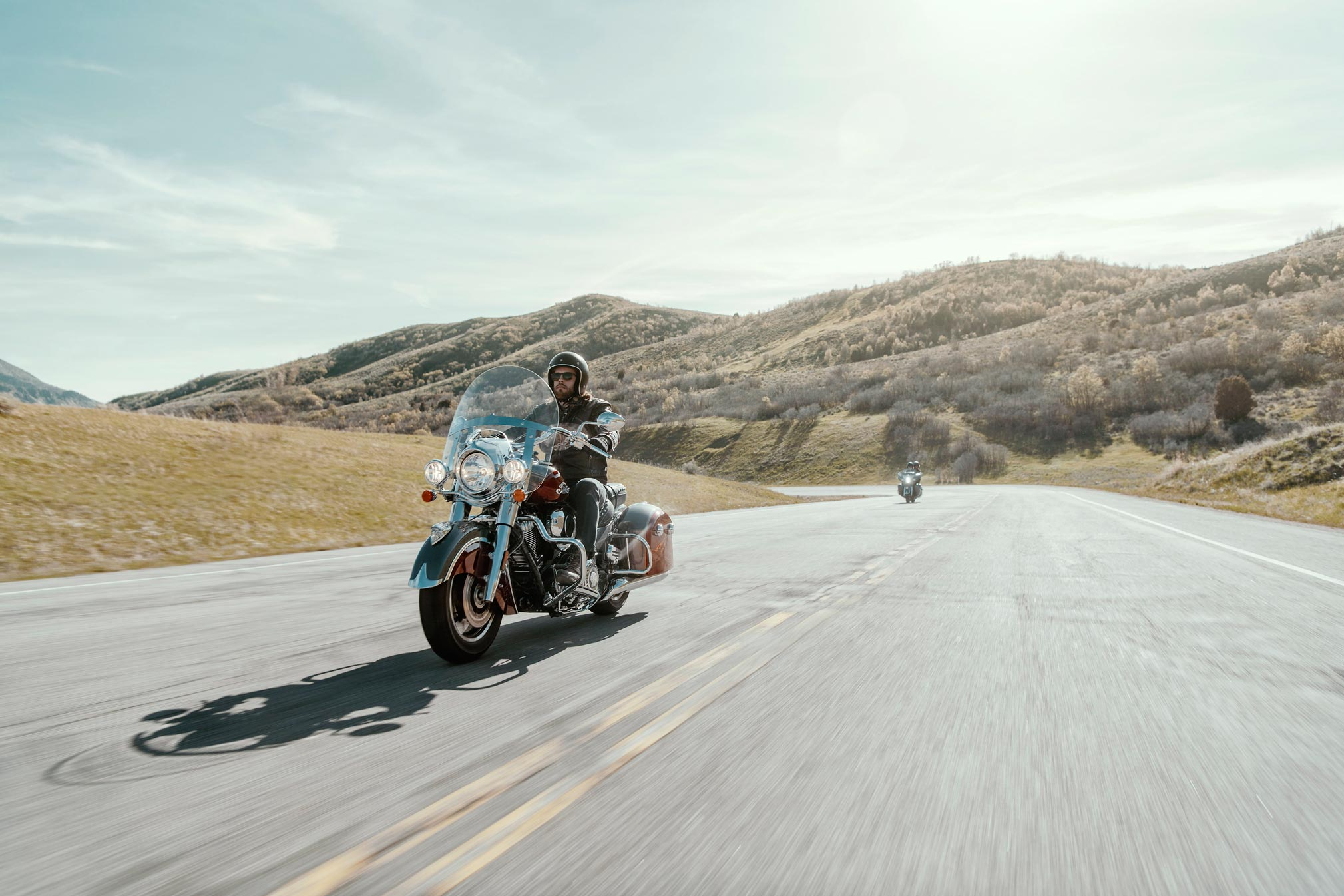 2019 Indian Springfield Guide Total Motorcycle