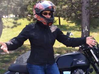 TMW Review: Viking Cycle Ironborn Women's Textile Motorcycle Jacket