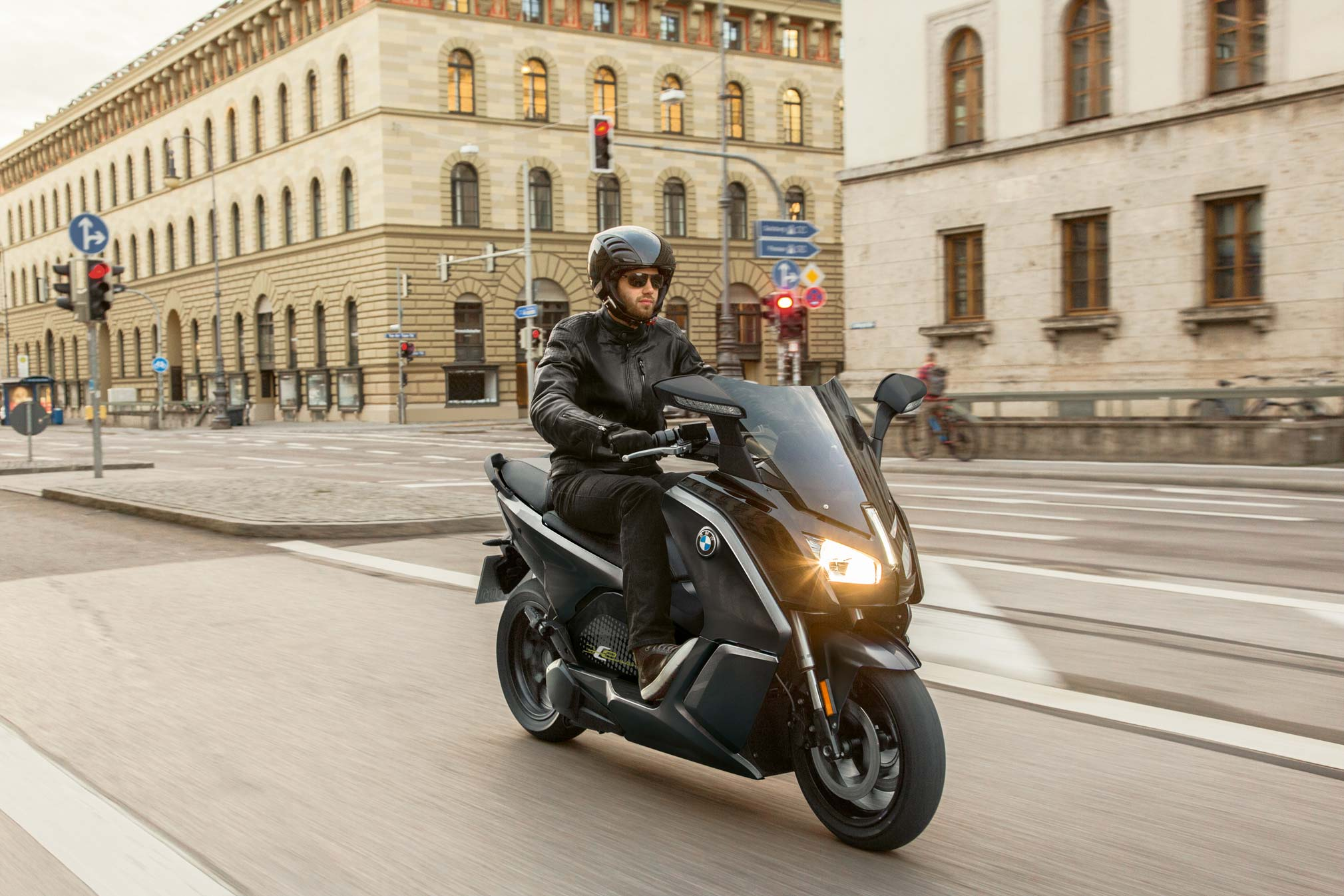 2019 Bmw C Evolution Guide Total Motorcycle