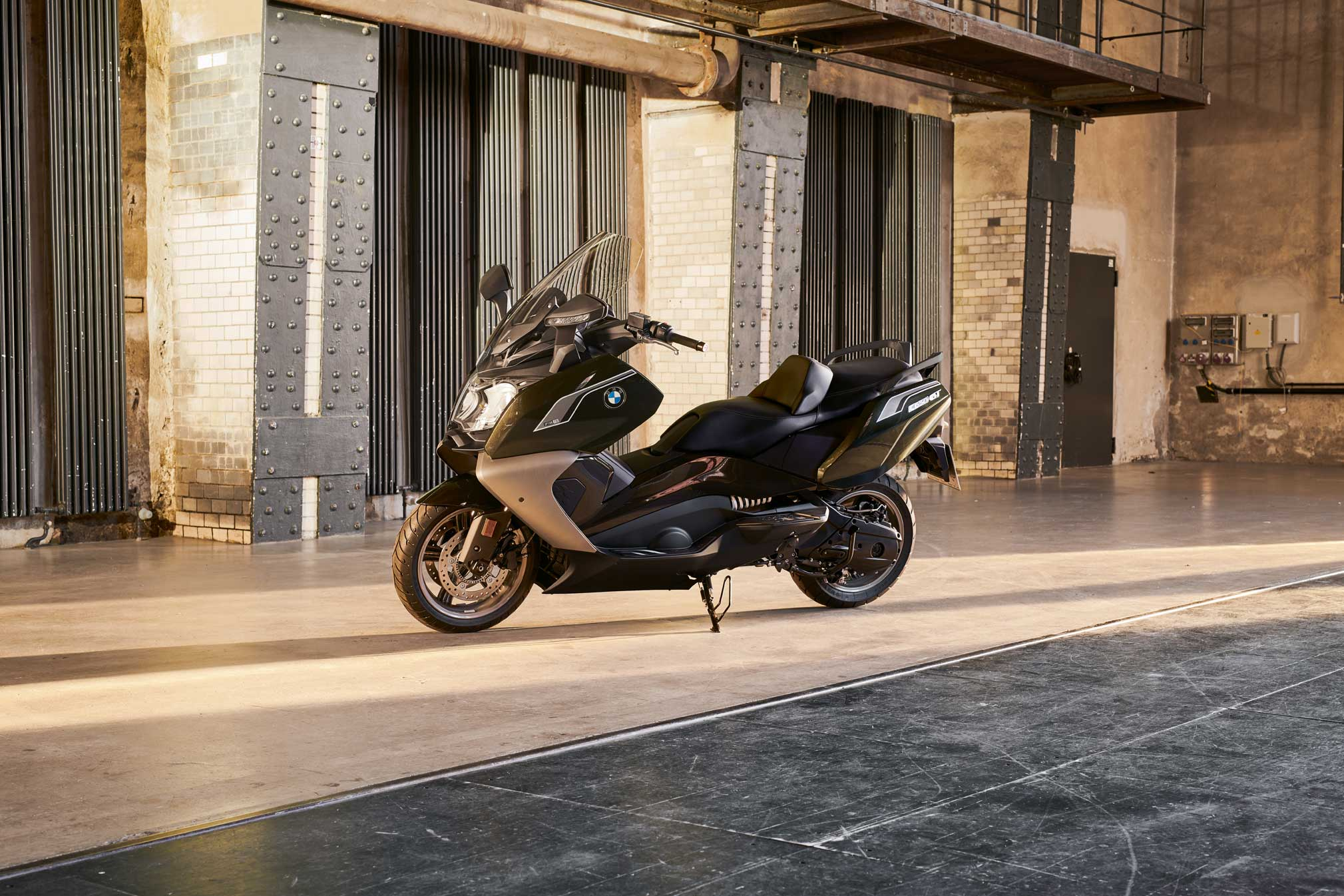 2019 BMW C650GT Guide • Total Motorcycle