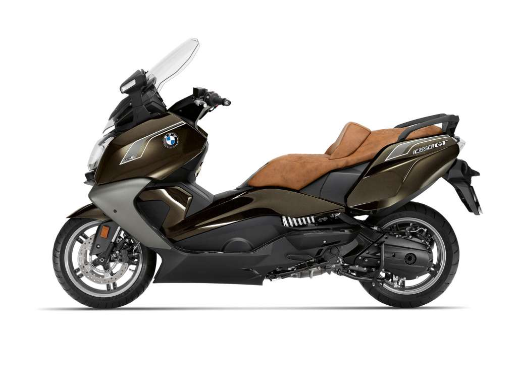 bmw 650 gt c650gt motorrad guide brown storm motorcycles metallic motorcycle announced updates option sparkling seat