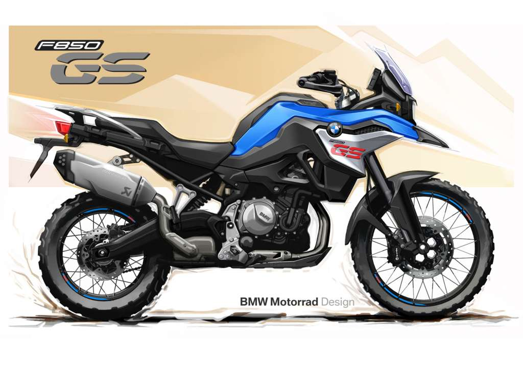 2019 bmw f850gs guide  u2022 total motorcycle